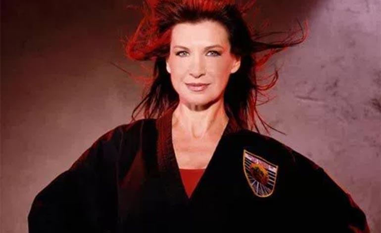 Cynthia Rothrock - Kung Fu Kingdom