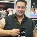 The main man behind TMAX -Big Kwoklyn Wan!