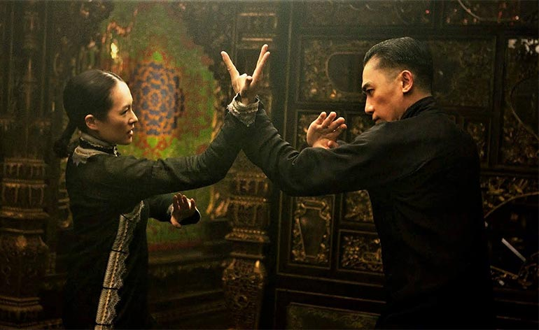 The Grandmaster (2013) - Kung-Fu Kingdom