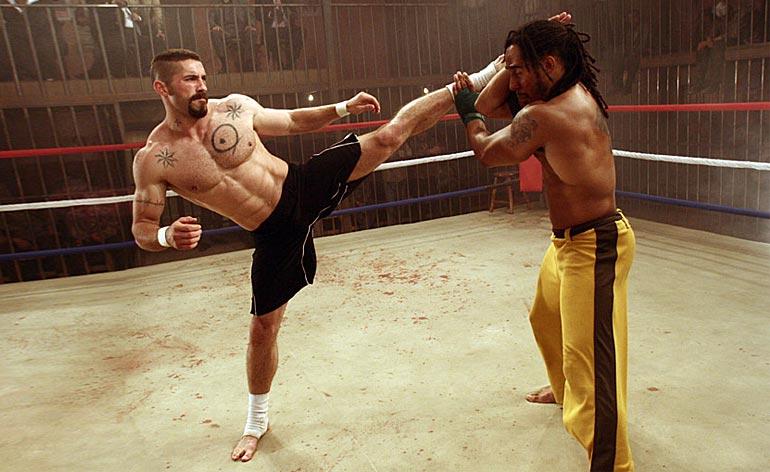 Undisputed 3: Redemption (2010) - Kung Fu Kingdom