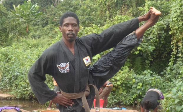 Interview with Master Aurelien Henry Obama