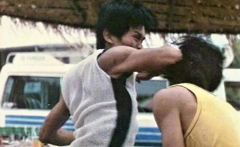 Born To Fight (1984) - Kung-Fu Kingdom