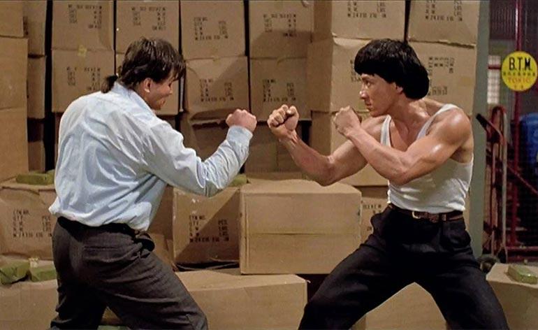 Dragons Forever (1988) - Kung-Fu Kingdom