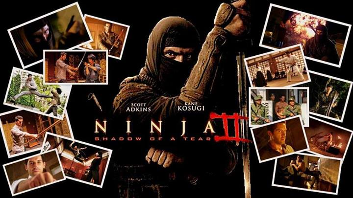 """Ninja: Shadow of a Tear"" headed to DVD/Blu-ray on New Year's Eve!"