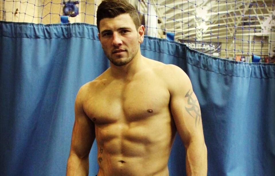 Adam Jahovic IFC Title Fight