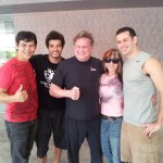 Don The Dragon Wilson, Jawed El Berni, Joe Lewis, Cynthia Rothrock and Matt Mullins