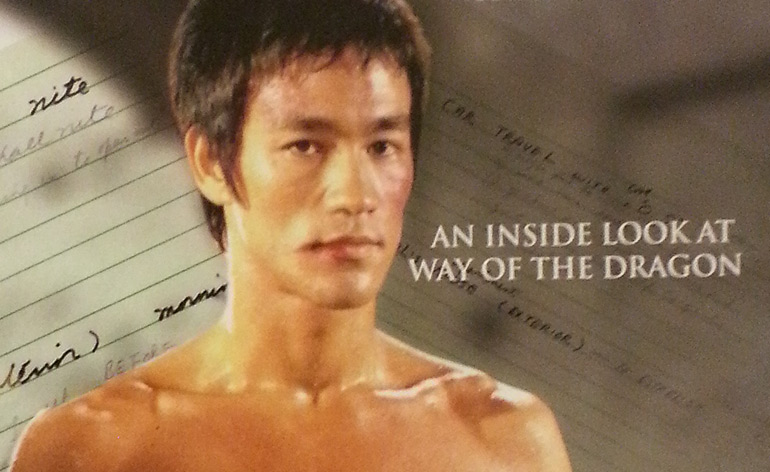 Bruce Lee Special Edition, An Inside Look at The Way of the Dragon