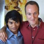 Bey Logan and Tony Jaa