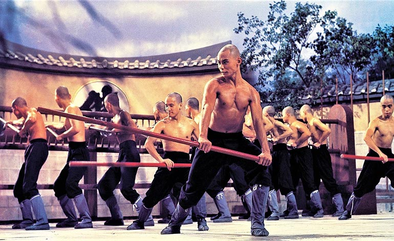 The 36th Chamber of Shaolin - Kung Fu Kingdom
