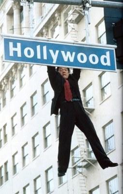 The main man Chan hanging around Hollywood!