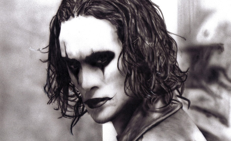 Remembering Brandon Lee