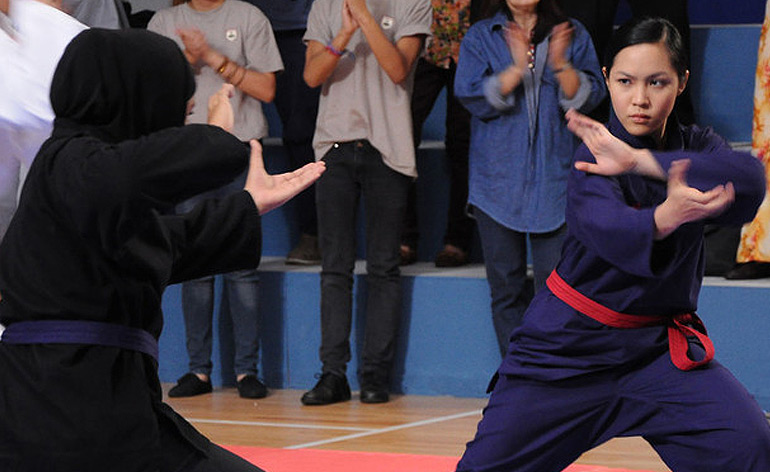 Silat Action Drama Yasmine coming soon