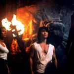 Robin gets more than he bargained for in Mortal Kombat Annihilation