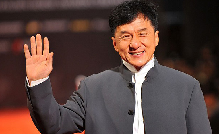 Happy Birthday Jackie Chan!