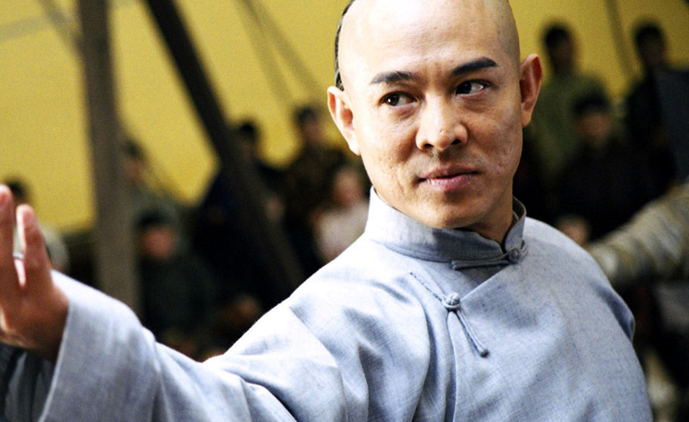 Happy Birthday Jet Li!