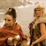 Boudiccu and White Arrow -Warrioress
