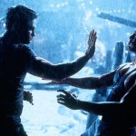Fighting Kurt Russell in Soldier