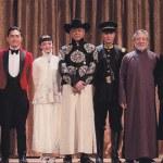 Kenya-(far right) The Great Magician -press release