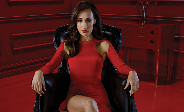 Happy Birthday Maggie Q!
