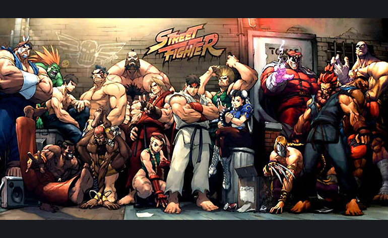 Street Fighter Assassin's Fist coverage!