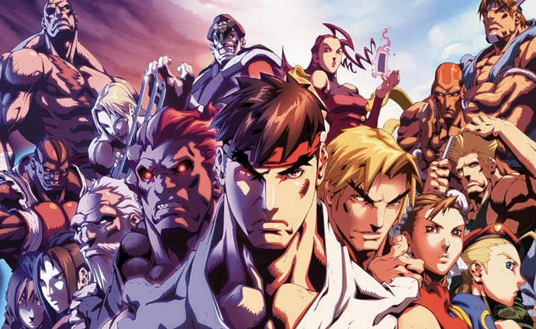 Street Fighter Retrospective