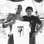 Marrese is welcomed into Panna's Team