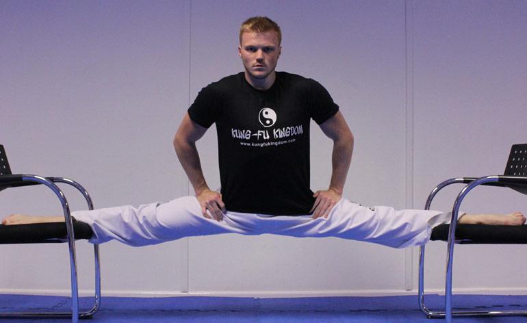 Interview with Aaron Gassor aka Ginger Ninja Trickster