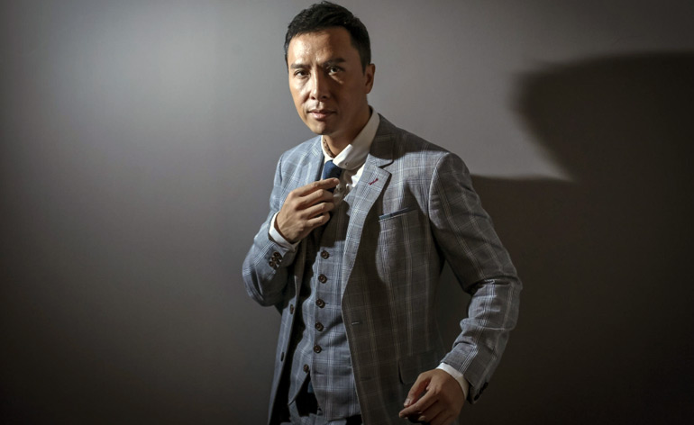 Happy Birthday Donnie Yen!