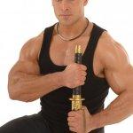 Silvio Simac muscular katana