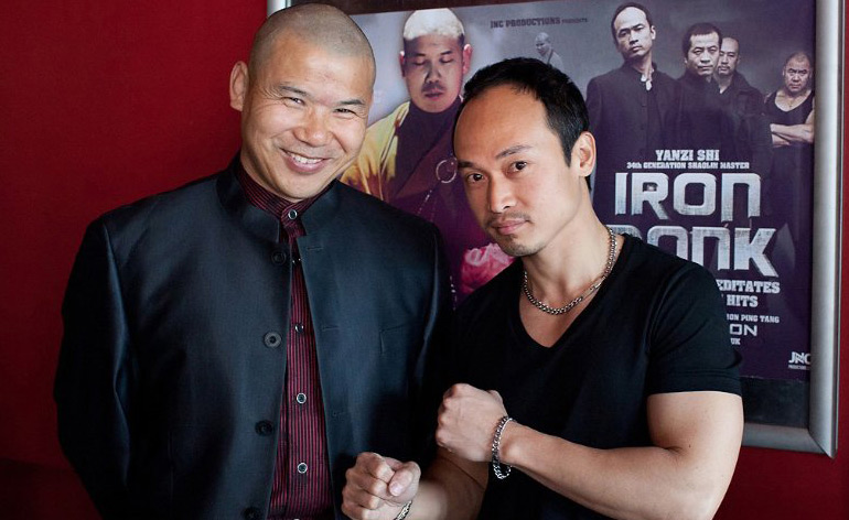 Iron Monk kicks off crowdfunding campaign!
