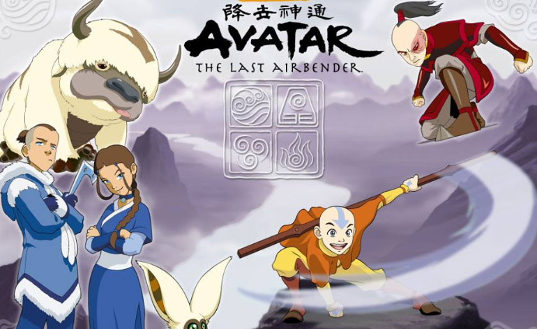 Avatar Book One: Water