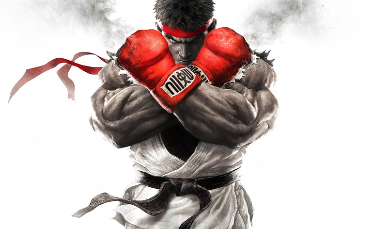 Street Fighter V officially announced!