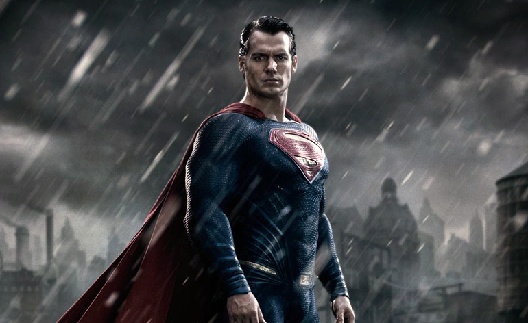 Exciting news from Batman v Superman!