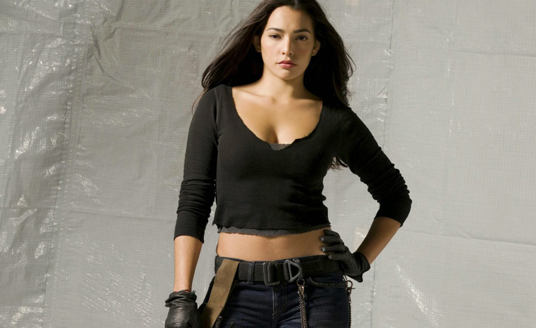 Natalie Martinez takes lead in Warrior TV series
