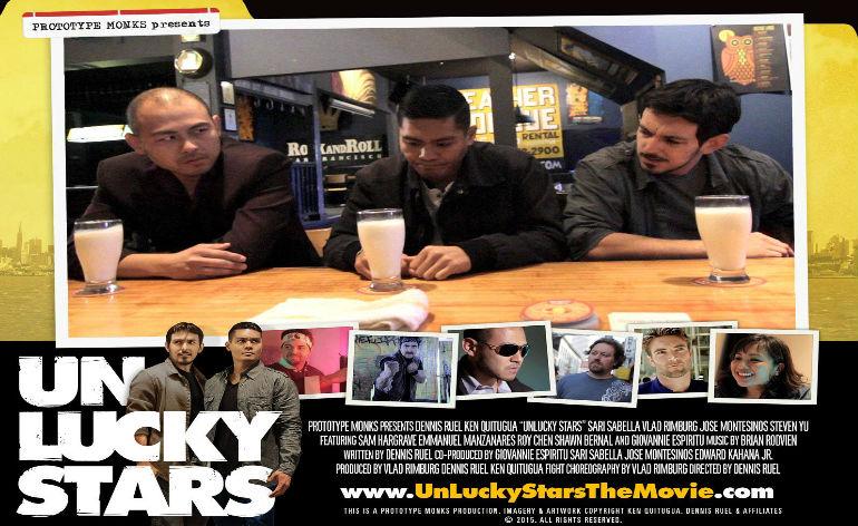 Unlucky Stars trailer hits!