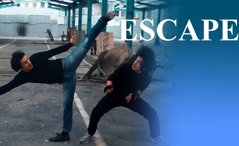 """Action Turkey's latest short """"Escape""""!"""