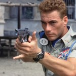JCVD as Guile in Street Fighter