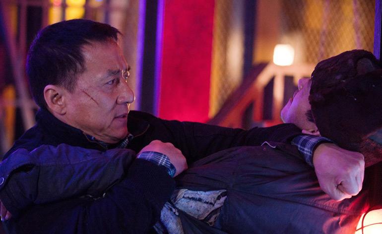 Police Story Lockdown (2013) - Kung-fu Kingdom