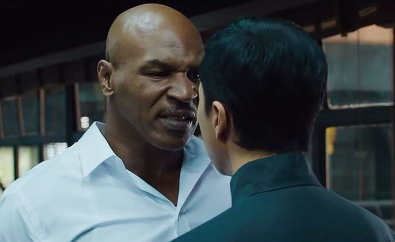 Ip Man 3 teaser is here!