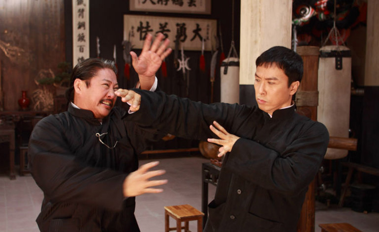 Top 10 Ip Man fight scenes!
