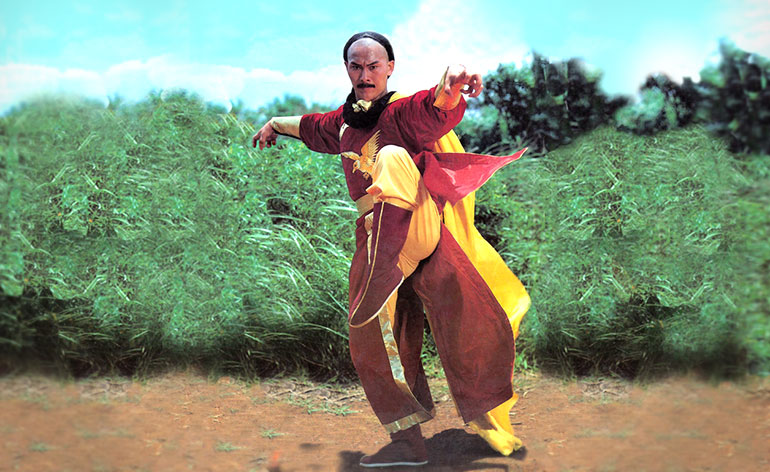 Interview with Chang Shan - Kung-fu Kingdom