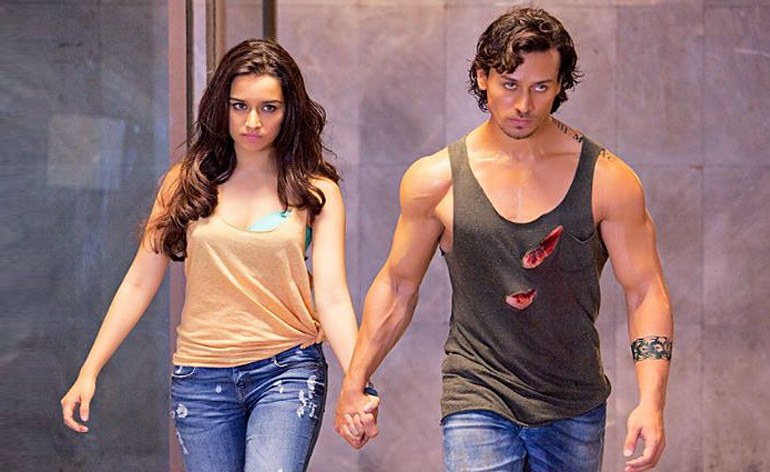 Baaghi trailer arrives online!