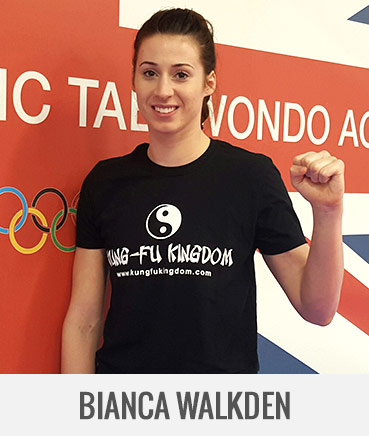 Bianca Walkden - Kung-Fu Kingdom