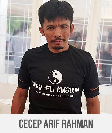 Cecep Arif Rahman - Kung-Fu Kingdom
