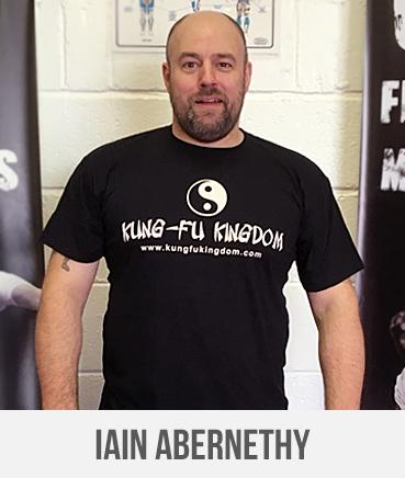Iain Abernethy - KFK