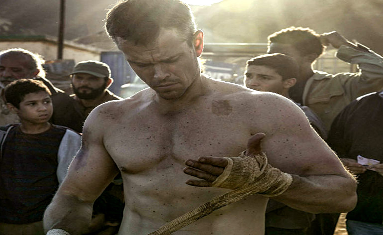 Jason Bourne B-roll footage and fight clip released!