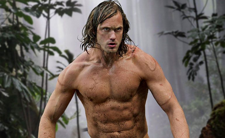 The Legend of Tarzan (2016) - Kung-Fu Kingdom