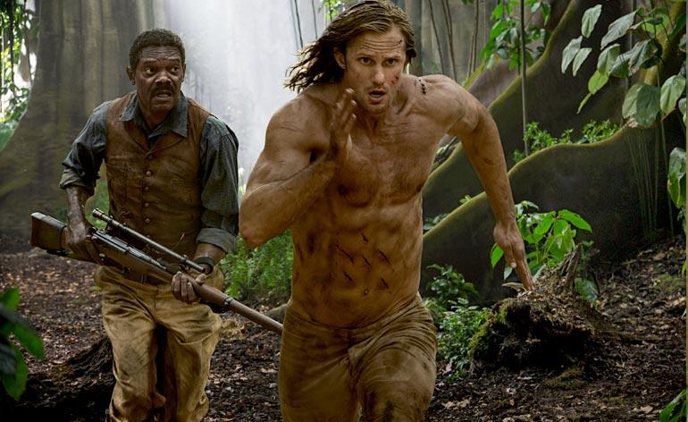 Train like Tarzan!