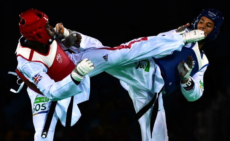 Interviews with Team GB's Olympic Taekwondo athletes!