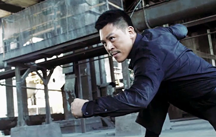 Jiang Li feels the legacy of the Iron Foot should have been his
